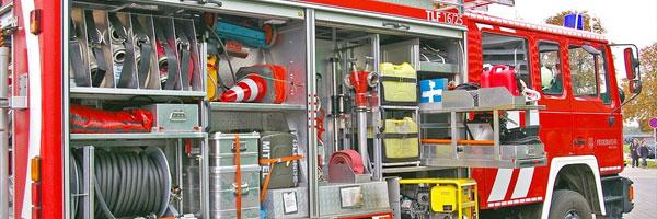 A Direção dos Bombeiros Voluntários de Lourosa Demite se caminhão de bombeiros - A Direção dos Bombeiros Voluntários de Lourosa Demite-se